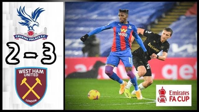 Video Highlight Crystal Palace - West Ham