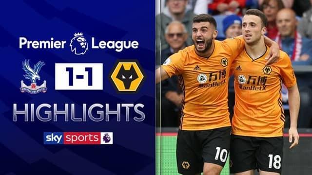 Video Highlight Crystal Palace - Wolverhampton