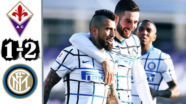 Video Highlight Fiorentina - Inter Milan