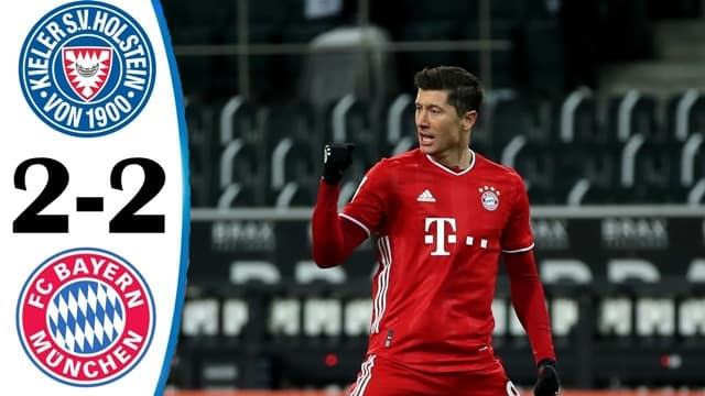 Video Highlight Holstein Kiel - Bayern Munich