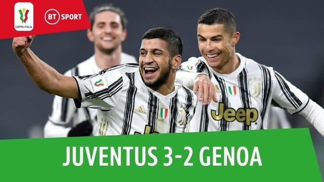 Video Highlight Juventus - Genoa