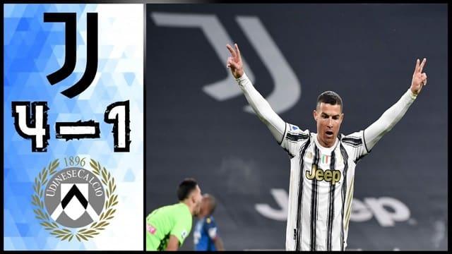 Video Highlight Juventus - Udinese
