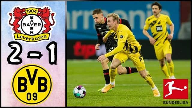 Video Highlight Leverkusen - Dortmund