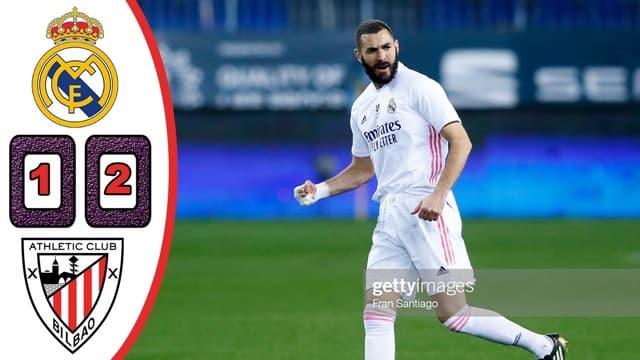 Video Highlight Real Madrid - Athletic Bilbao