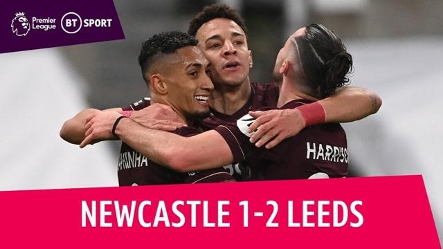 Video Highlight Newcastle - Leeds