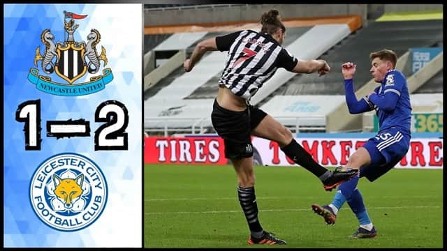 Video Highlight Newcastle - Leicester City
