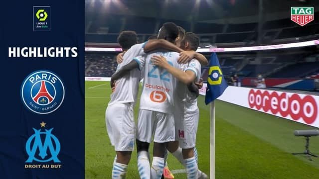 Video Highlight PSG - Marseille