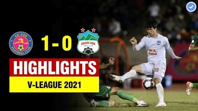 Video Highlight Sài Gòn - HAGL