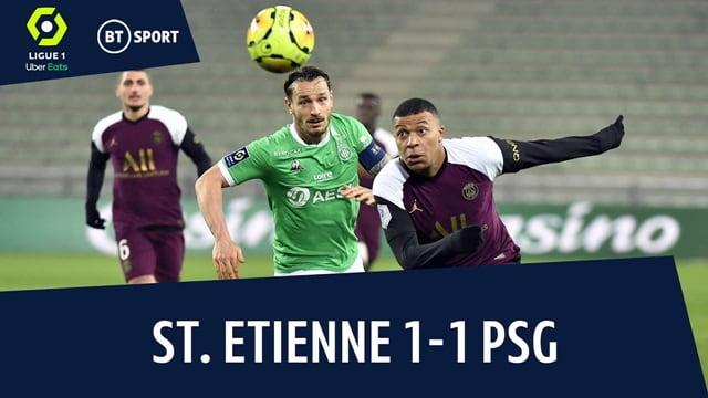 Video Highlight Saint-Etienne - PSG