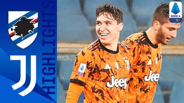 Video Highlight Sampdoria - Juventus