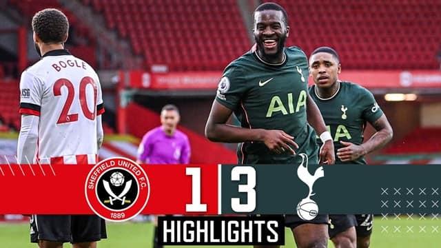 Video Highlight Sheffield United - Tottenham