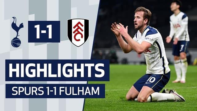 Video Highlight Tottenham - Fulham