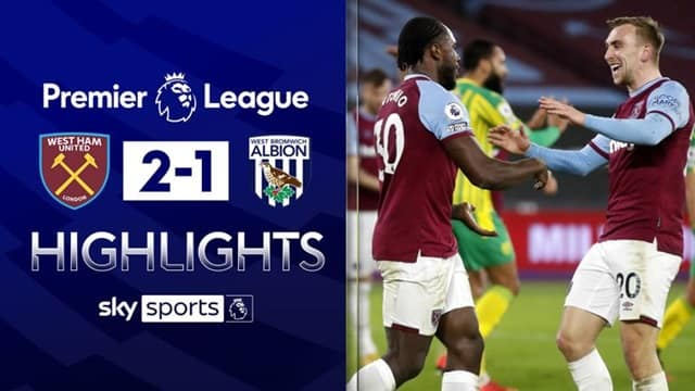 Video Highlight West Ham - West Brom