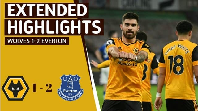 Video Highlight Wolves - Everton