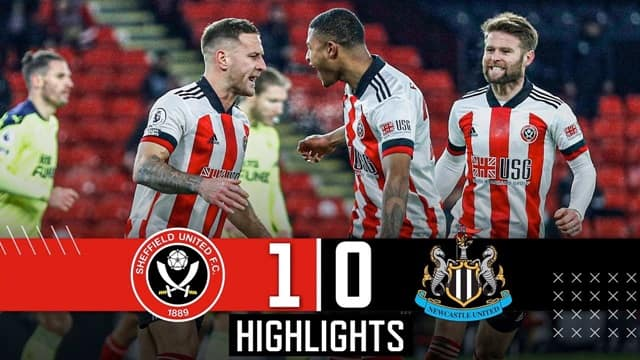 Video Highlight Sheffield United - Newcastle