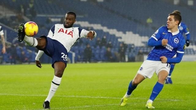 Tottenham thất thủ trong ngày thiếu vắng Harry Kane