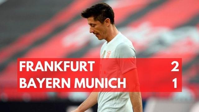 Video Highlight Frankfurt - Bayern Munich