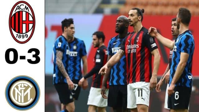 Video Highlight AC Milan - Inter Milan