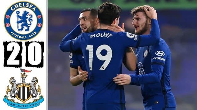 Video Highlight Chelsea - Newcastle