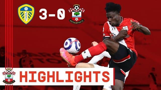 Video Highlight Leeds United - Southampton