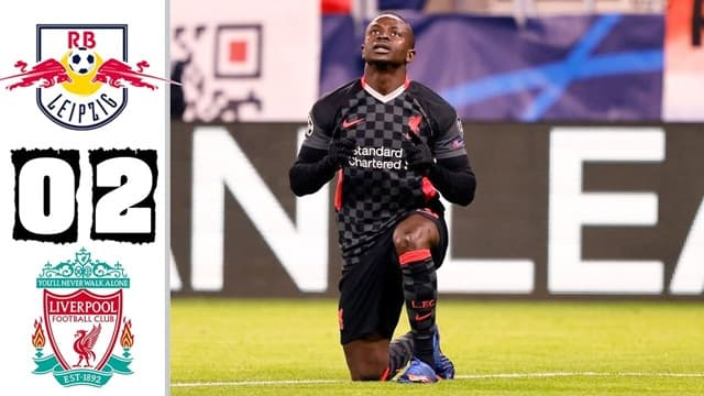 Video Highlight Leipzig - Liverpool