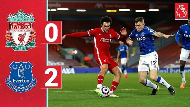 Video Highlight Liverpool - Everton