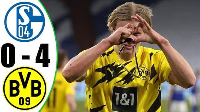 Video Highlight Schalke 04 - Dortmund