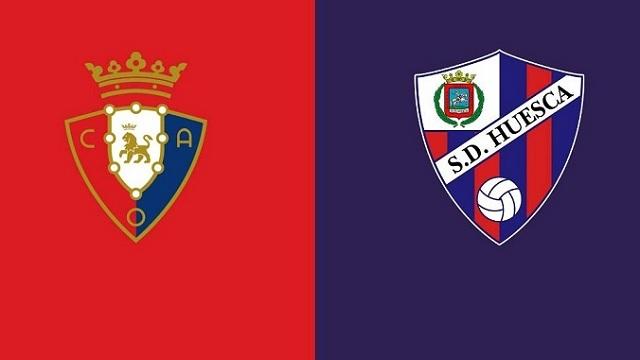 Huesca vs Osasuna, 00h30 - 21/03/2021 - La Liga vòng 28