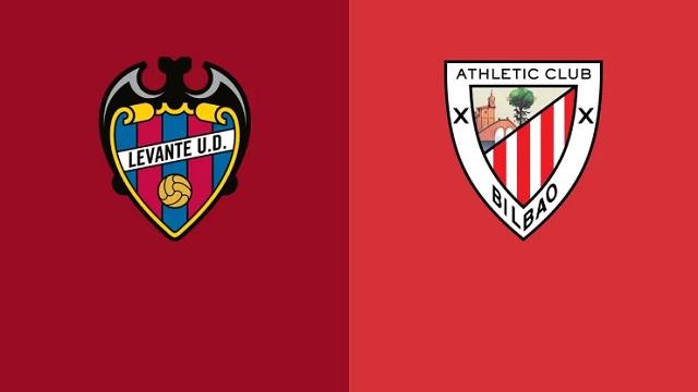 Levante vs Bilbao, 03h00 - 05/03/2021 - Cup Nhà Vua Tây Ban Nha