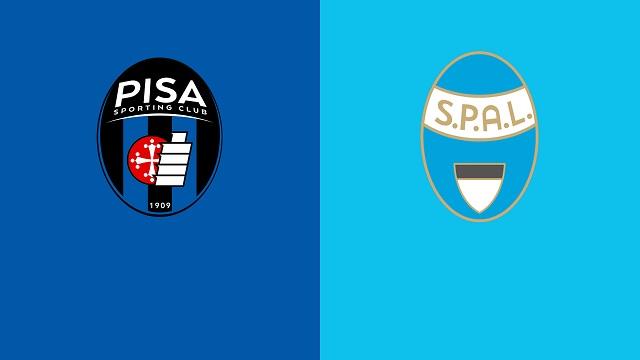 Pisa vs SPAL, 03h00 - 16/03/2021 - Hạng 2 Italia