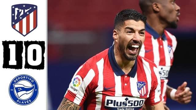 Video Highlight Atletico Madrid - Alaves
