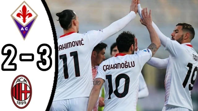 Video Highlight Fiorentina - AC Milan