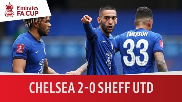 Video Highlight Chelsea - Sheffield United