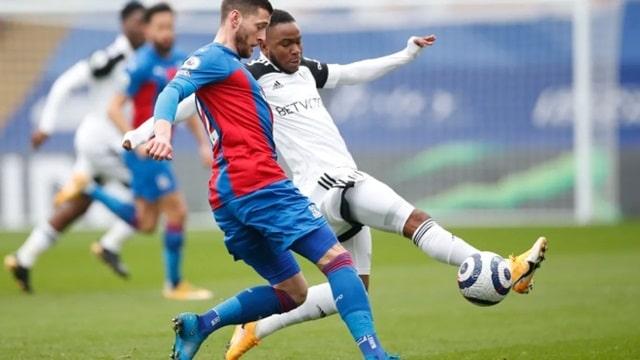 Fulham lấn lướt Crystal Palace nhưng không thể ghi bàn