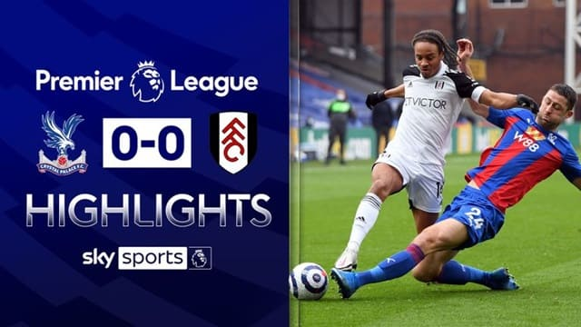Video Highlight Crystal Palace - Fulham