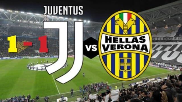 Video Highlight Hellas Verona - Juventus