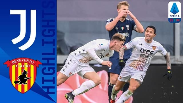 Video Highlight Juventus - Benevento