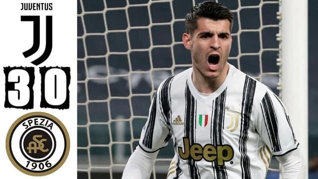 Video Highlight Juventus - Spezia