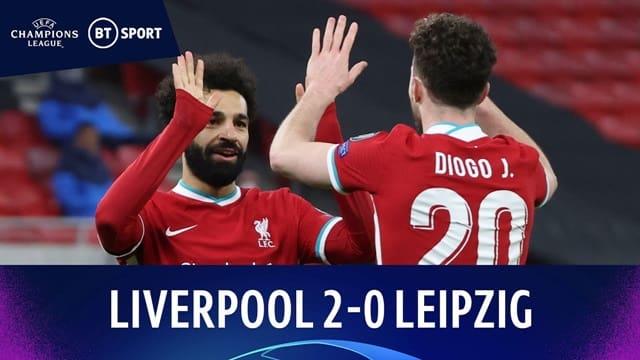 Video Highlight Liverpool - Leipzig