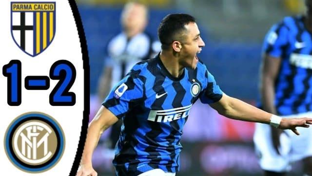 Video Highlight Parma - Inter Milan