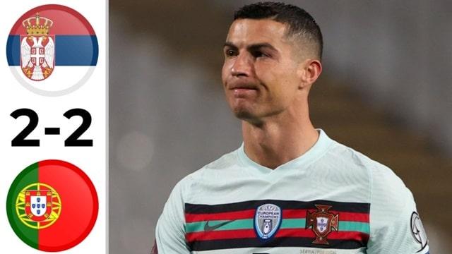 Video Highlight Serbia - Bồ Đào Nha