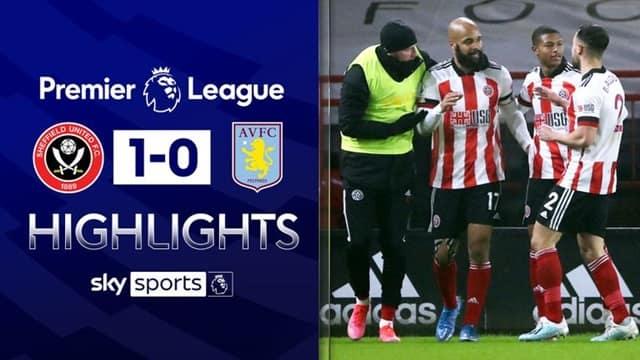 Video Highlight Sheffield United - Aston Villa
