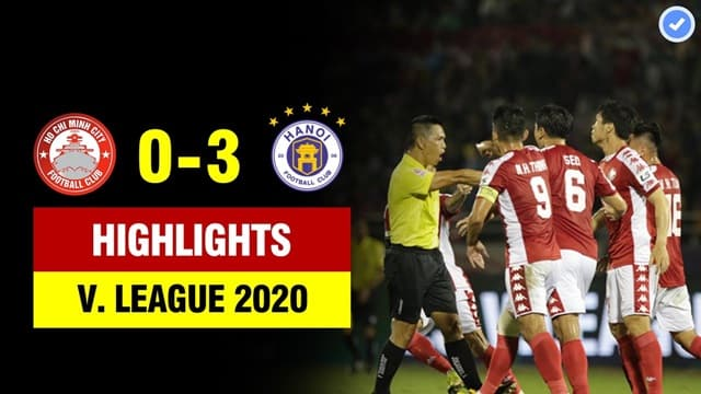 Video Highlight TP.HCM - Hà Nội