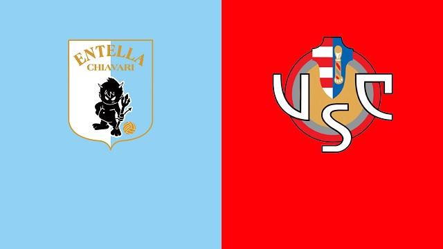 Virtus Entella vs Cremonese, 22h00 - 16/03/2021 - Hạng 2 Italia