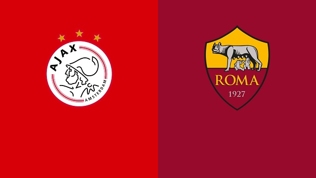 AS Roma vs Ajax, 02h00 – 16/04/2021 – Europa League