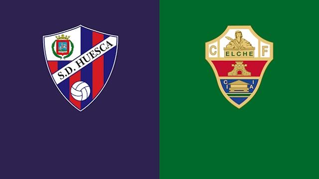 Huesca vs Elche, 02h00 - 10/04/2021 - La Liga vòng 30