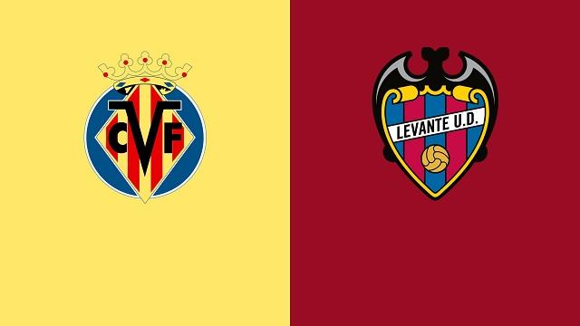 Levante vs Villarreal, 02h00 - 19/04/2021 - La Liga vòng 33