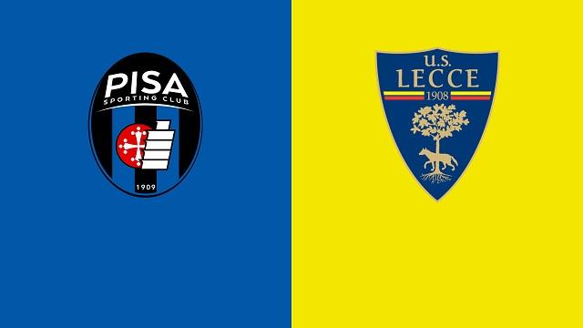 Pisa vs Lecce, 20h00 - 05/04/2021 - Hạng 2 Italia