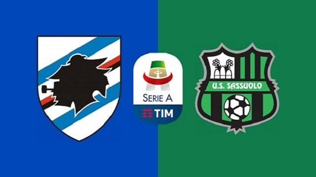 Sassuolo vs Sampdoria, 01h45 - 25/04/2021 - Serie A vòng 33