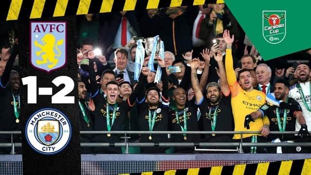 Video Highlight Aston Villa - Man City